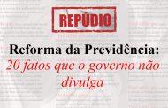 Anamatra divulga cartilha com 20 verdades sobre a Reforma da Previdência