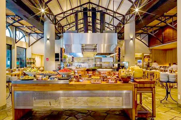 Almoço Mensal de Março será no restaurante Ráscal, dia 19