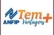 Anfip tem mais vantagens: associados da APAFISP têm acesso gratuito ao clube de benefícios