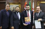Vice-presidente da ANFIP-SP defende Classe em visitas aos parlamentares de São Paulo