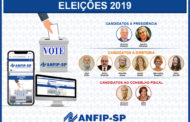 Eleições ANFIP-SP 2019: votação está aberta