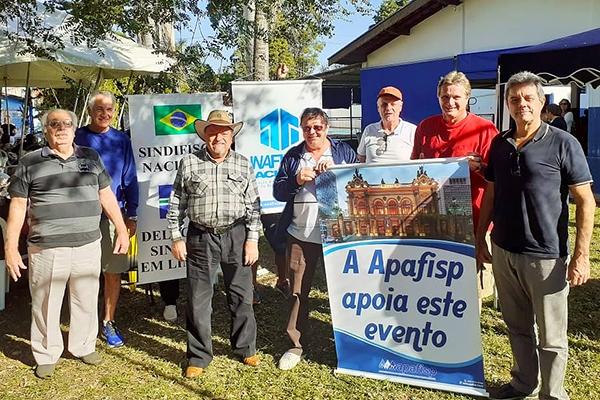 Com apoio da ANFIP-SP, Delegacias de Limeira e Santos realizam Festa Junina