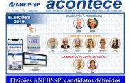ACONTECE de agosto destaca realização das eleições na ANFIP-SP