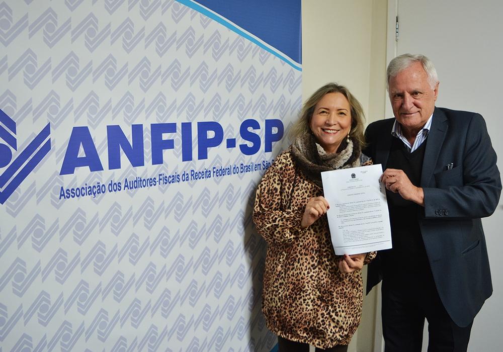 ANFIP-SP e Mosap trabalham pelo fim da contribuição previdenciária dos Auditores aposentados e pensionistas
