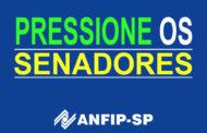 Emenda nº 486: Pressione os senadores pelo fim da contribuição previdenciária