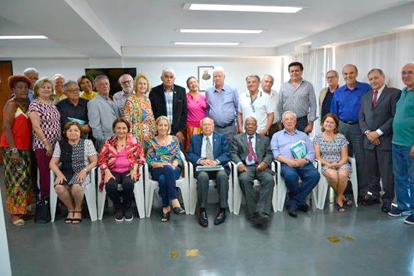 Mosap homenageia fundador falecido e define Diretoria e Conselhos para o triênio 2019-2022