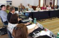 CR da Anfip aborda festa dos 70 anos da entidade, Previdência e Assuntos Jurídicos e em reunião