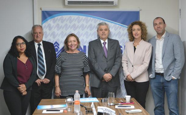 Advogados do Grupo Fisco atualizam situação de processos em reunião na ANFIP-SP