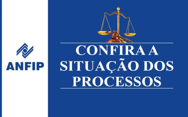 Confira na área restrita do site relatório atualizado das principais Ações da Anfip