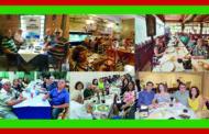 Veja fotos das confraternizações de final de ano das Delegacias