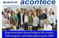 ACONTECE de janeiro/fevereiro traz como destaque reunião de representantes de dezembro