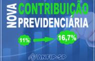 Saiba o valor da sua contribuição previdenciária após a reforma com o simulador da ANFIP-SP
