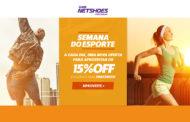 Convênio ANFIP-SP: Semana do esporte é na Netshoes