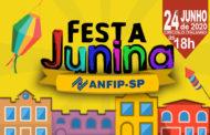 Inscrições abertas para Festa Junina da ANFIP-SP 2020
