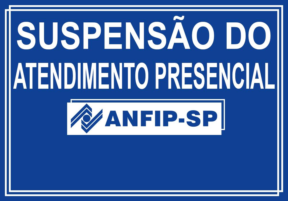 Decreto de quarentena no Estado suspende atividades da ANFIP-SP até 7 de abril