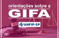 Confira orientações sobre a Execução do processo da Gifa
