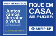 Jornal ACONTECE aborda funcionamento da entidade e cuidados durante a quarentena