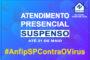 Quarentena no Estado de SP é prorrogada até 31 de maio; ANFIP-SP mantém atendimento remoto