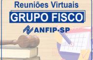 Confira calendário de reuniões virtuais sobre processos do Grupo Fisco até outubro