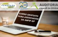 Auditoria Cidadã da Dívida abre hoje inscrição para curso sobre dívida dos Estados