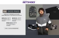 Convênio ANFIP-SP: ofertas Dia dos Pais na Netshoes