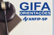 Confira orientações do Jurídico da ANFIP-SP sobre Ação da Gifa, que transitou em julgado