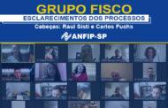Grupo Fisco: reunião aborda processos de Raul Sisti e Carlos Fuchs