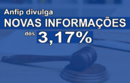 IMPORTANTE: Anfip divulga novas informações sobre os 3,17%