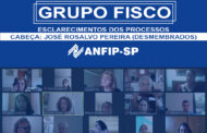 Grupo Fisco: reunião aborda sete processos desmembrados de José Rosalvo Pereira
