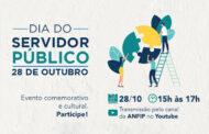 Dia do Servidor: participe do evento da Anfip e concorra a Smart TV, Apple Watch, Ipad e mais prêmios