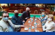 ANFIP-SP realiza visita técnica ao hotel Maksoud Plaza para organização do Fit 2021