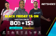 Convênio ANFIP-SP: Black Friday com desconto exclusivo da Netshoes