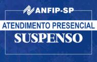 ANFIP-SP suspende atividades presenciais por suspeita de infecção por covid-19