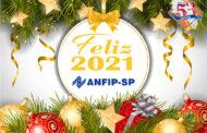A ANFIP-SP deseja a todos Boas Festas