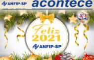 Jornal ACONTECE retorna com edição impressa em dezembro e destaca atividades durante a quarentena
