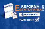 Associado, participe da evolução da entidade; envie sua proposta para alteração do Estatuto