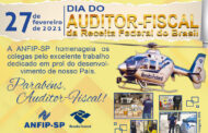 Parabéns, Auditor-Fiscal da RFB!