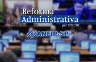 Reforma administrativa, que muda estabilidade no serviço público, já tramita na CCJ