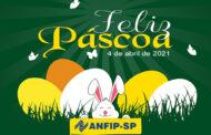 ANFIP-SP deseja a você Feliz Páscoa