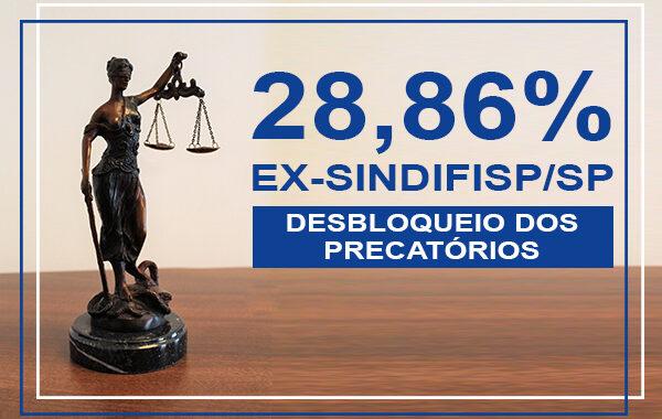 Juízo da 10ª Vara Federal remete autos do processo dos 28,86% do antigo Sindifisp à Contadoria