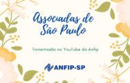 Associadas de São Paulo fazem apresentação durante entrega de prêmio cultural da Anfip