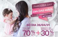 Convênio ANFIP-SP: promoção Dia das Mães Netshoes