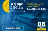 Jurídico da Anfip fará reunião virtual sobre Ação dos 3,17% amanhã (dia 6), às 15h