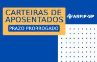 ANFIP-SP amplia prazo para solicitar Cédula de Identificação de Aposentados até 30 de junho