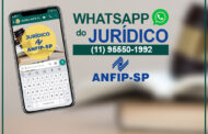 Jurídico da ANFIP-SP inicia atendimento de associados via WhatsApp